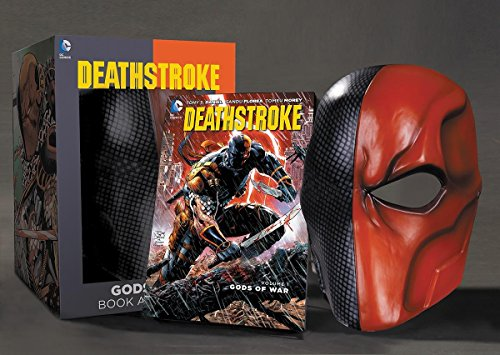 Deathstroke Vol. 1 Book & Mask Set (Deathstroke Maske)