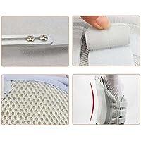 Nlne Lumbar Orthopaedic Braces & - Paneles De Malla Transpirable, Slip-Velcro Fixed,M