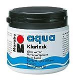 Marabu 113575000 - Aqua Klarlack 500 ml, transparent