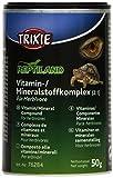 Trixie Vitamin/Mineralstoffkomplex für herbivore Reptilien, 50 g, 2er Pack (2 x 50 g)