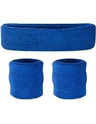 suddora Bandeau/Bracelet de sport–Bandeau pour tête et poignet
