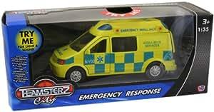 Teamsterz City Emergency Response Die Cast - Ambulance