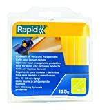 Rapid 40107360 Colla Rapid in stick da 12 mm per Legno, Giallo