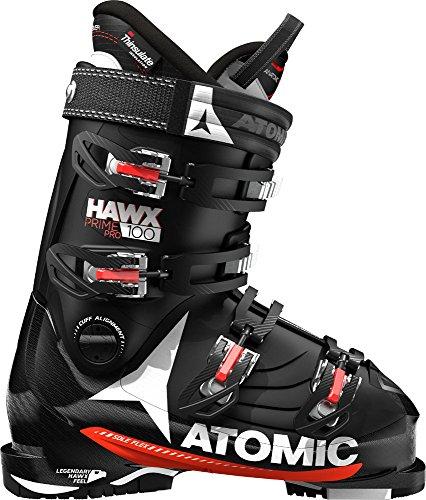 Atomic DEUTSCHL GmbH HAWX Prime Pro 100scarponi da sci, nero/rosso, 285