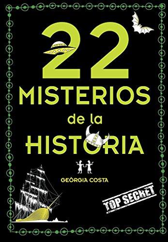 22 misterios de la historia (No ficción ilustrados) por Georgia Costa