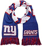 Forever Collectibles Schal NFL New York Giants Fanschal, Mehrfarbig, SVNF14WMNGAM