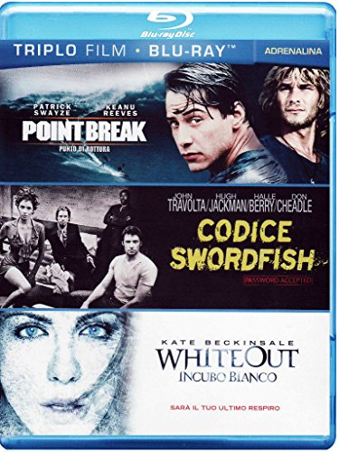 point-break-punto-di-rottura-codice-swordfish-whiteout-incubo-bianco-blu-ray-import-italien