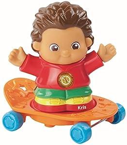 VTech Vrolijke Vriendjes Kris Niño/niña - Juegos educativos, Niño/niña, 1 año(s), 5 año(s), Holandés, De plástico