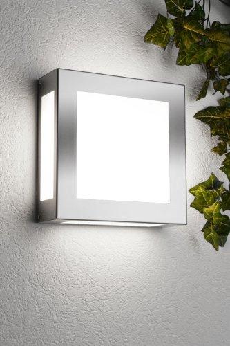 CMD Edelstahl Aussenleuchte Aqua Legendo 42/LED, mit LED-Lichttechnik, Made in Germany