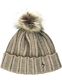 Eisbär Estefania Lurex Pompom Hat Winter Beanie Ski Hat