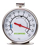 EcoSavers Fridge/Freeze Thermometer