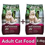 #5: Meat Up Adult Cat Food, 1.2 Kg (Buy 1 Get 1 Free)