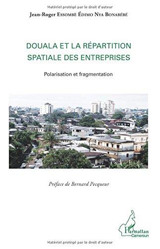 Douala et la répartition spatiale des entreprises