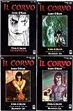 Il Corvo Serie Completa 4 volumi rara general press 1994
