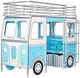 Worlds Apart 453BOY01EM  De Van-Bett im Camper-Design für Jungen