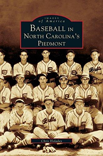 Baseball in North Carolina's Piedmont (Wake Forest-player)