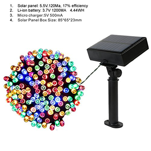 USB Operated Waterproof 200 LED ...