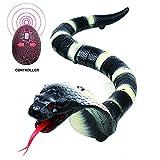 Fernbedienung Schlange Spielzeug, Realistische Remote Control Naja Cobra Spielzeug Kostenpflichtige Lebensechte Radio Control IR Snake Witz Scary Trick Bugs für Party