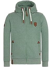 Naketano Male Zipped Jacket Schwarzkopf III