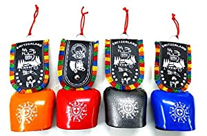Tej Gifts - Swiss Cow Bell Large Size (20 x 10 x 5.5)