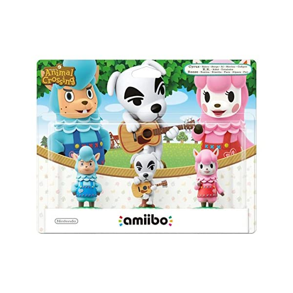 Amiibo Animal Crossing 519jhpVyJXL