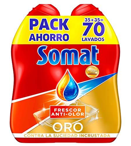 Somat Oro Gel Lavavajillas Vinagre - 70 Lavados 1.26
