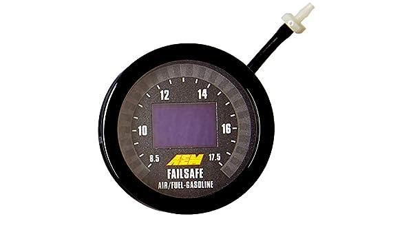 AEM 30-4900 Wideband Failsafe Gauge: Amazon co uk: Car