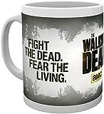 GB eye Limited The Walking Dead Fight The Dead Mug, Multi-Colour