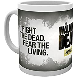GB eye LTD, The Walking Dead, Fight The Dead, Taza