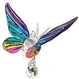 Wild Things Gifts FANTASY vetro farfalla tropicale NUOVO 5053-trp