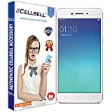 CELLBELL® Tempered Glass Screen Protector For Oppo A37 / Neo 9 With FREE Installation Kit