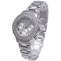 Sheli Platinum tutti i diamanti in acciaio