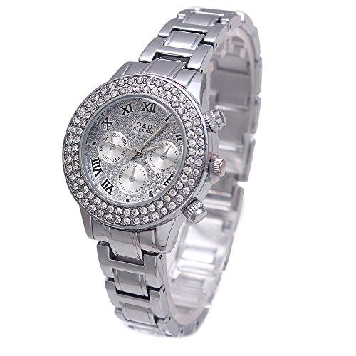 Sheli-Platin-Alle-Silbernen-Aus-Edelstahl-Diamanten-Betonte-Chronograph-Quarz-Armbanduhren-fr-Damen-Hochzeit