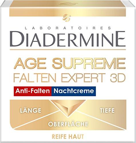 pert 3D Nachtcreme, 3er Pack (3 x 50 ml) ()