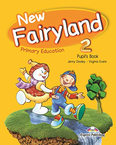 New Fairyland 2 Primary Education Pupil's Pack (Spain)