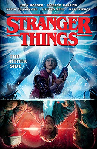 Stranger Things The Other Side Graphic Novel