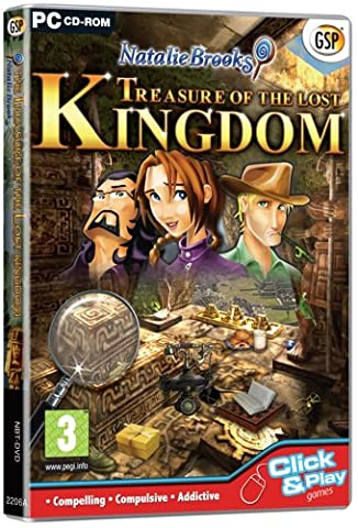 Natalie Brooks: Treasure of the Lost Kingdom (PC CD) [import anglais]