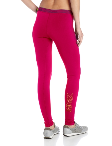 Zumba Fitness What's Mine is Mine Leggings de sport Femme Have A Blast Back To The Fuchsia