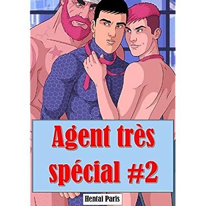 Agent très spécial #2 (hentai, Yaoi)