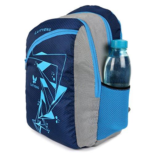 15207b910398 55% OFF on Lutyens Blue Polyester School Bag (21 Litre) (Lutyens 267) on  Amazon