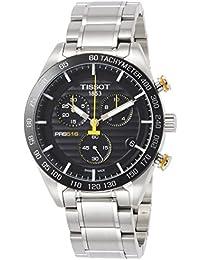 Tissot PRS 516Herren Armbanduhr Chronograph Edelstahl T1004171105100