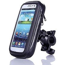 Eximtrade Universale Impermeabile Bicicletta Supporto del Telefono Borsa per Smartphones e GPS