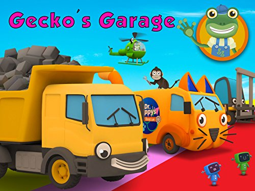 Gecko's Garage