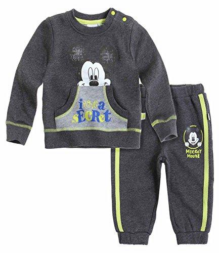 Disney Mickey Babies Chándal - Gris