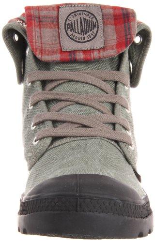 Palladium 92353-090-M, Boots femme Gris (Stonewashed Metal)