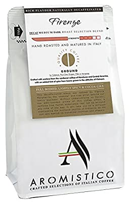 AROMISTICO Coffee - Decaf Selection Blends Whole Beans from Arca S.r.l
