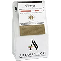 AROMISTICO | Rich Aroma Swiss Water DECAF Medium Roast | Premium Italian GROUND COFFEE | FIRENZE BLEND | French Press, Moka, Filter, PourOver Drip, Aeropress | FULL BODIED, LIGHTLY SPICY & COCOA-Like