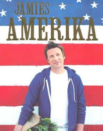 Buchseite und Rezensionen zu 'Jamies Amerika' von Jamie Oliver