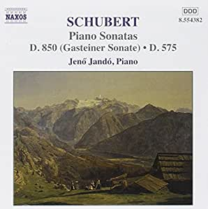 Klaviersonaten d 850 & 575