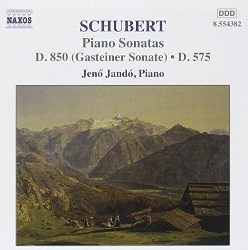 Preisvergleich Produktbild Klaviersonaten d 850 & 575